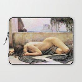 12,000pixel-500dpi - Bela Cikos Sesija - Female nude - Digital Remastered Edition Laptop Sleeve