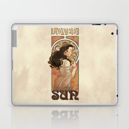 Loved by the Sun Nouveau Laptop & iPad Skin