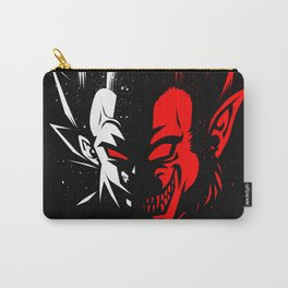 Prince Monster face Carry-All Pouch