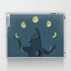 Moon Juggler Laptop & iPad Skin