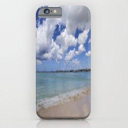 Barbados Summer Day iPhone Case