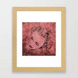 Carole Framed Art Print
