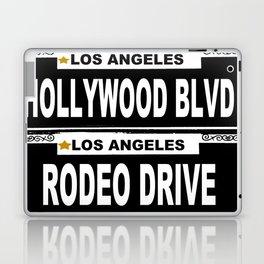 Los Angeles California Laptop & iPad Skin