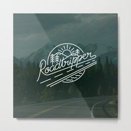 Roadtripper Ride Metal Print