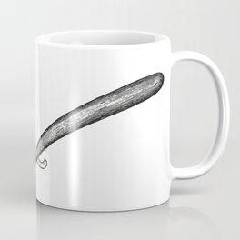 Straight razor Coffee Mug