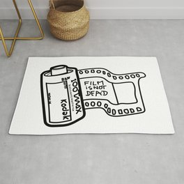 PHOTOFILM IS NOT DEAD Rug