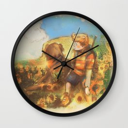 So Are The Eyes - [Mother 3] Wall Clock