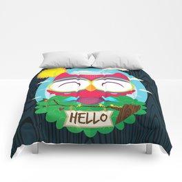 Baby Owl Comforters