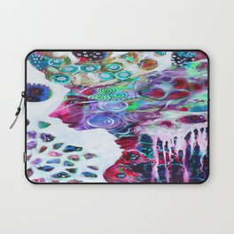 Nature's Diamonds Most Wise Laptop Sleeve