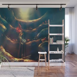 Someday Wall Mural
