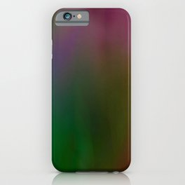 Nightmare abstract iPhone Case