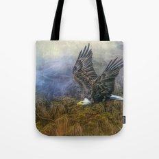 Bald Eagle Country Tote Bag