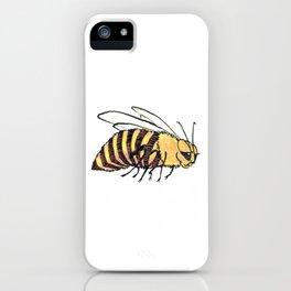 Chubby Bee iPhone Case