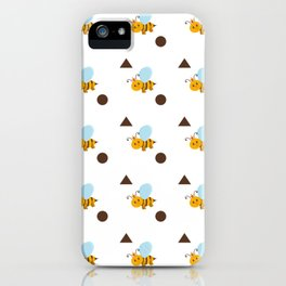 Bees iPhone Case