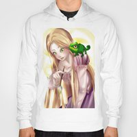 tangled Hoodies featuring Tangled !!  by Midnight Tardis