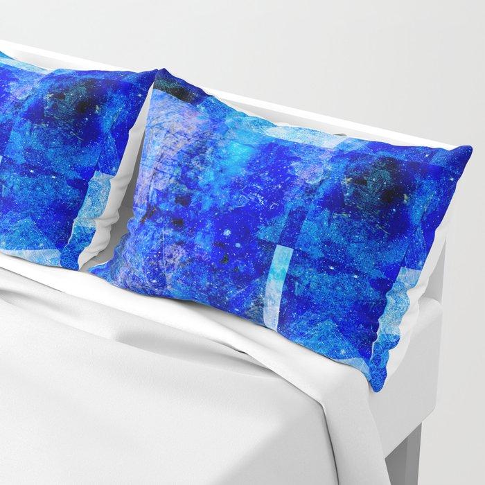 Sapphire Nebulæ Pillow Sham