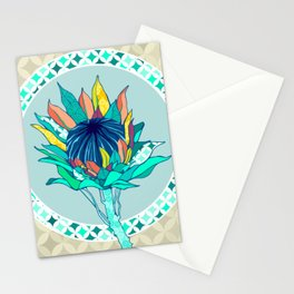 Bohemian Banksia Stationery Cards