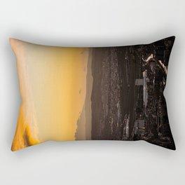 Caos y Orden Rectangular Pillow