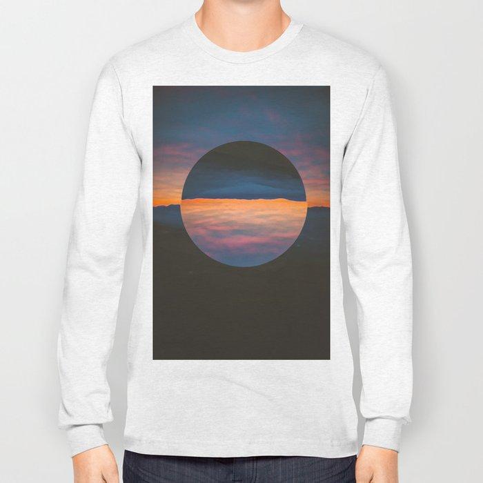 Black Sun Long Sleeve T-shirt