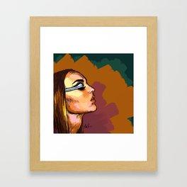 ZELLA DAY Framed Art Print