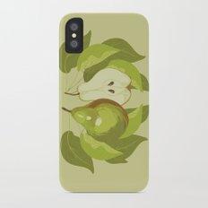 Pear Slim Case iPhone X