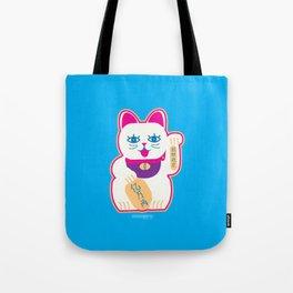 Neko Tote Bag