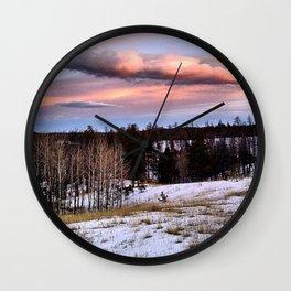 Life after Destruction Wall Clock