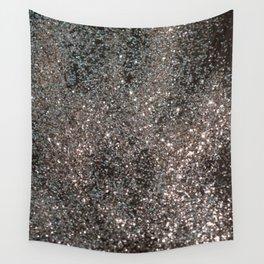 Silver Glitter #1 #decor #art #society6 Wall Tapestry