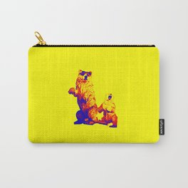 Ours Republique yellow Carry-All Pouch
