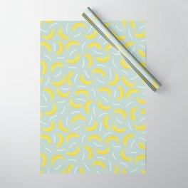 banana Wrapping Paper