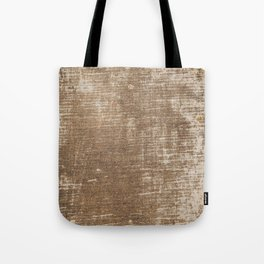 Cement Weathered Brown Abstract Photograph Tote Bag