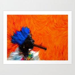 babami Art Print