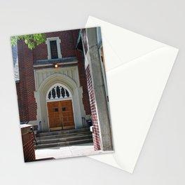 First Methodist Church II Stationery Cards
