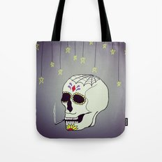 Skull Chill Out Tote Bag