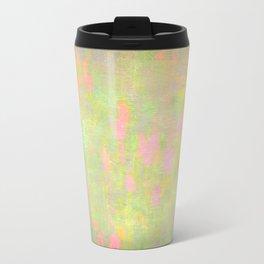 pastel girl pattern Travel Mug
