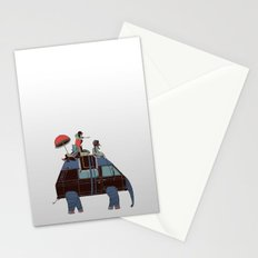Going by Elephant Stationery Cards