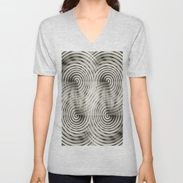 Carbon Thought Unisex V-Neck