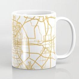BEIJING CHINA CITY STREET MAP ART Coffee Mug