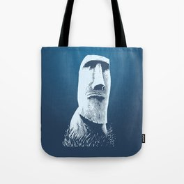 Moai #1 Tote Bag