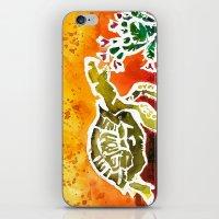 Tortoise Love iPhone & iPod Skin