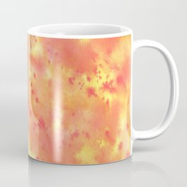 Warm tones watercolor Coffee Mug