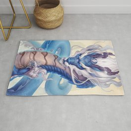 Welut Dragon Rug