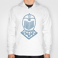knight Hoodies featuring Knight by taichi_k