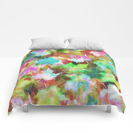 Spring Impressions #1 Comforters