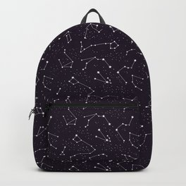 constellations pattern Backpack