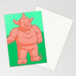 King Ton #032 Stationery Cards