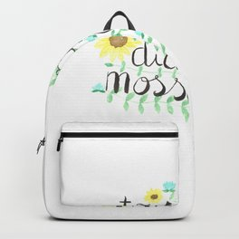 Every day of our lives Backpack