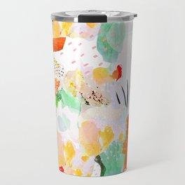 toto: abstract painting Travel Mug
