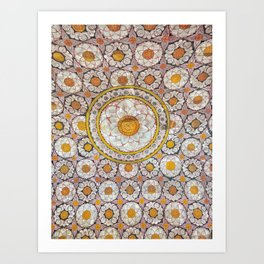 Lotus Wall Art Print