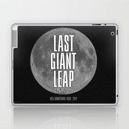 Last Giant Leap Laptop & iPad Skin